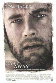 "Artwork by Andrea Broyles Featured in the Movie ""Cast Away"""