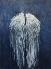 WHITE WINGS 24X18
